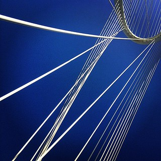 Calatrava Strings -- Dallas, Texas, US