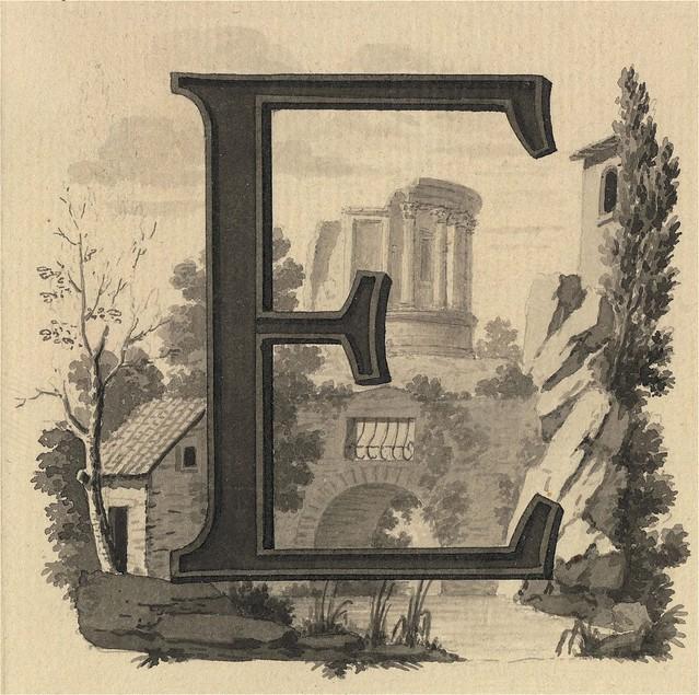 Templo de Vesta en Tívoli Descripción del Templo de Vesta Vulgarmente Llamado de la Sibila (Isidro Velázquez) (Iberia)