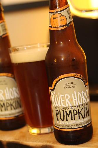 River Horse Brewing Company Hipp-O-Lantern Imperial Pumpkin