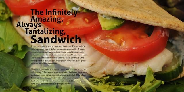 2012 P52 Week 40 - Sandwich