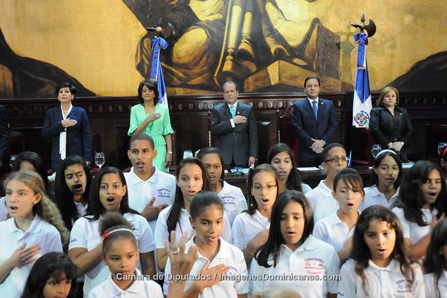 Nueva Constitucion Dominicana Infantil