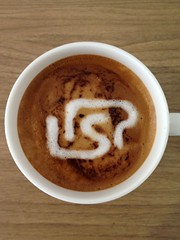 Today's latte. LISP.