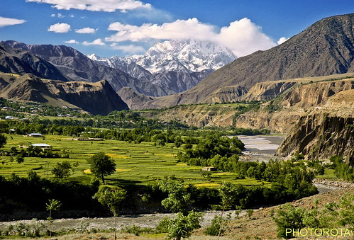 "pakistan mountain nature colors landscape nikon flickr peak valley fields abid ""flickraward"" ""flickrtravelaward"" photorota"