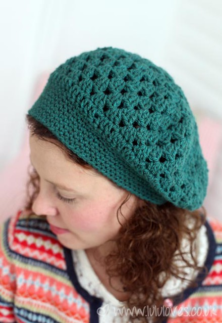 Free Crochet Heart Hat Pattern : Favourite Crochet Hat Patterns Flickr - Photo Sharing!