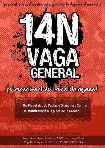 Granollers VAGA GENERAL 14N