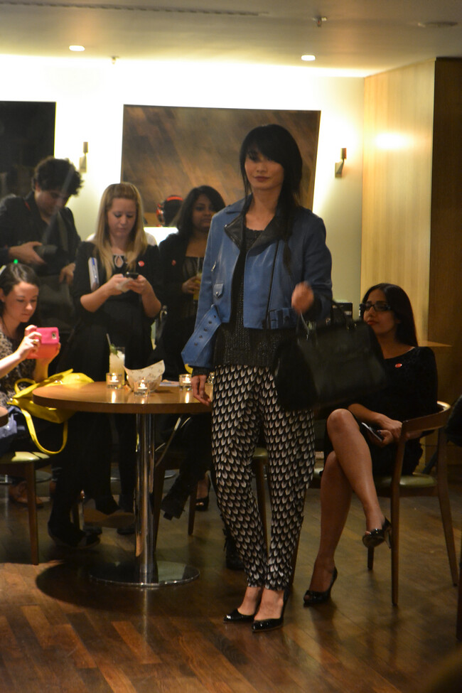 daisybutter - UK Style and Fashion Blog: event, selfridges london, great british mag