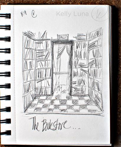 11-9 bookstore