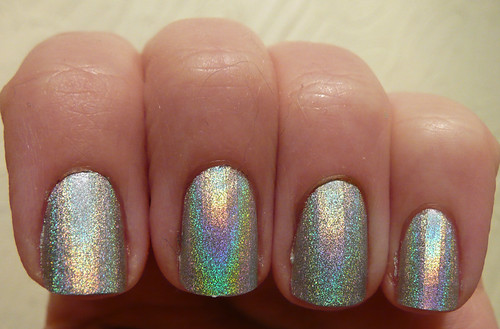 gosh holo comparison 3