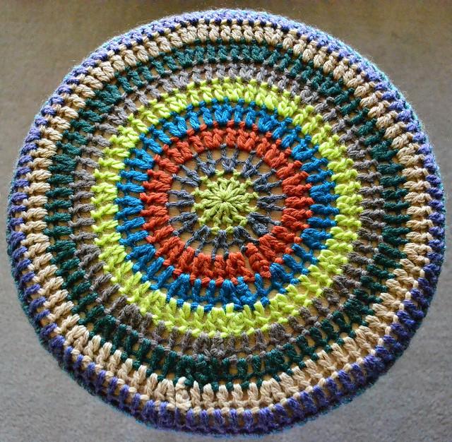 Crochet Cover #1