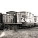 Liverpool Corporation shunter and trams by edgehillsignalman