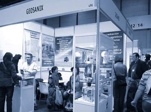 geosanix en biocultura