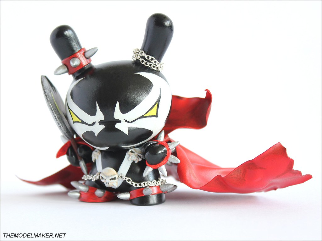 Spawn dunny 1