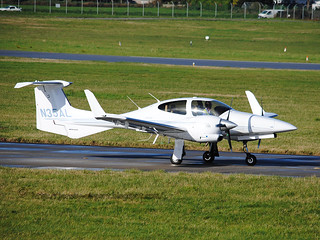 N35AL Diamond DA42 Twin Star