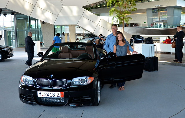 BMW Welt - European Delivery