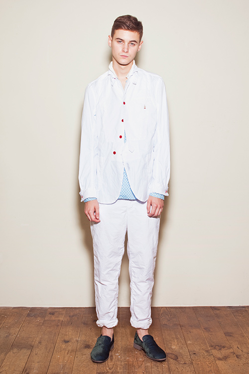 Joseph 0015_UNDERCOVERISM SS13 Lookbook(FASHION PRESS)