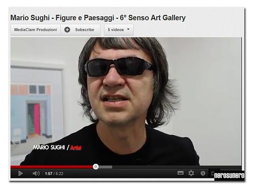 nerosunero @ 6senso art gallery rome by nerosunero