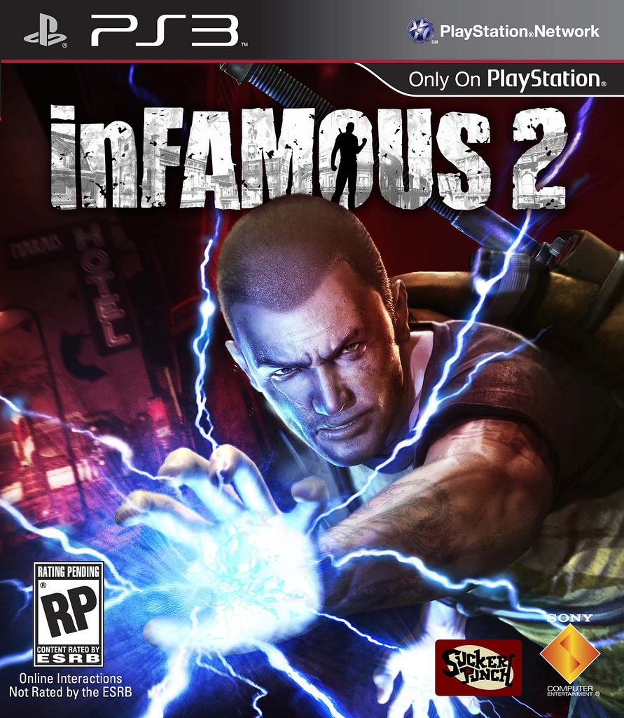Infamous-2-Box-Art