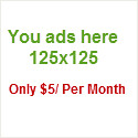 You Ads herre! Only 5$/per month