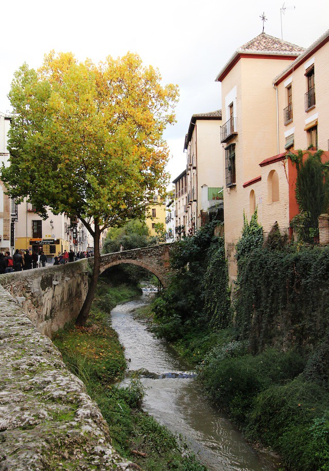 Granada Rio del Darro