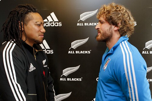 Ma'a Nonu and Mirco Bergamasco- miCoach- ph. S. Pessina