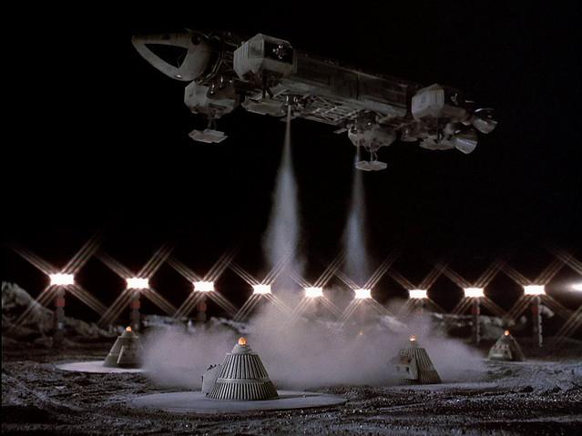 space 1999 spacecraft designs - photo #17