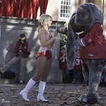 Beauty And The Beast Elephant Stomp Alabama Vs Western Carolina 2012