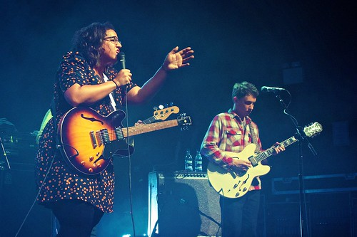 Alabama Shakes at the HMV Forum