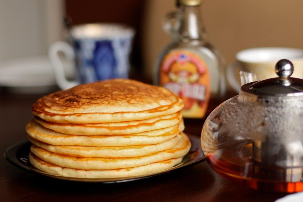 Завтрак для семьи рецепты с фото
