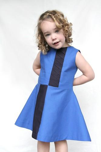 jurk in de zomer