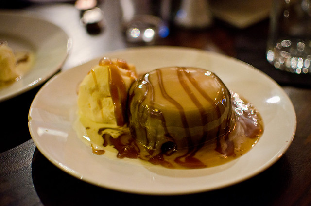 The Richard Steele version of english sticky toffee pudding