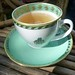 Tea on the lawn in Kangra