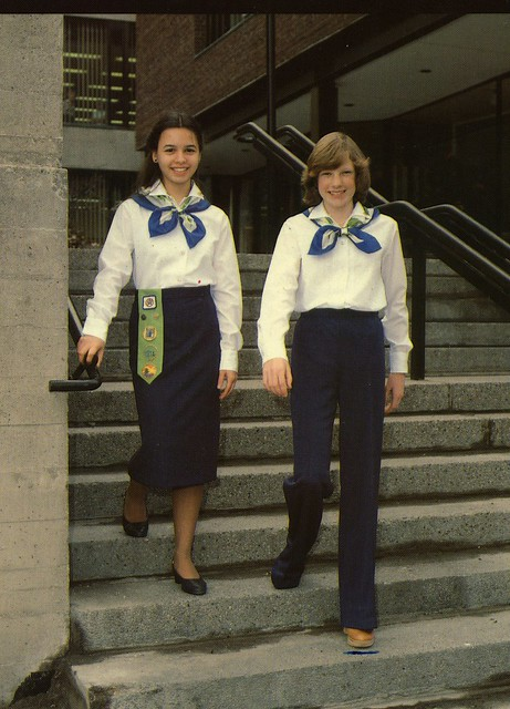 pathfinder uniform for girls I was a girl guide and my husband was a youth member with scouts mother of 3 and guider with the 2nd mount hope guides & pathfinders.