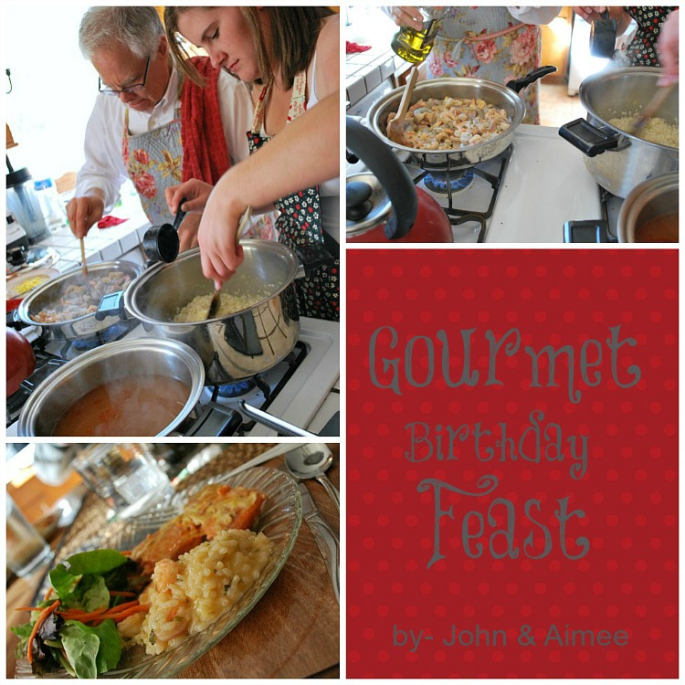 PicMonkey Collage--Birthday Feast