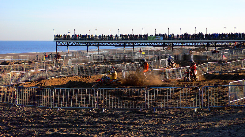 Skegness Enduro - Northern Half of Beach Course