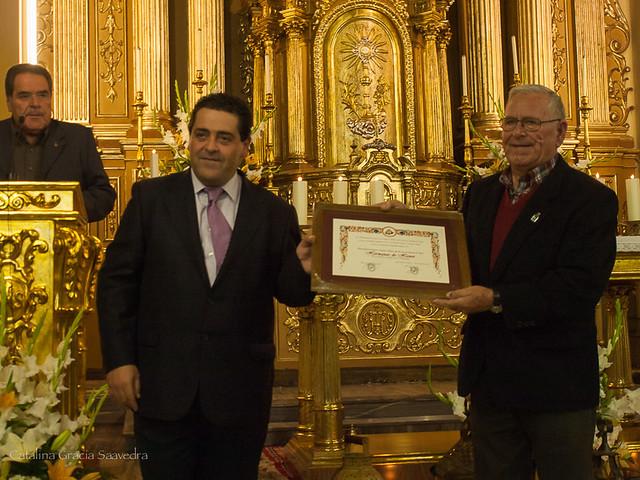 Triduo de Ánimas:Auroros del Carmen.