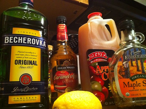 More Becherovka pics