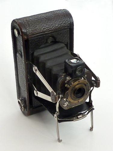 No. 1 Folding Pocket Kodak by pho-Tony
