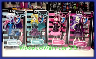 Monster High New Fashion Packs