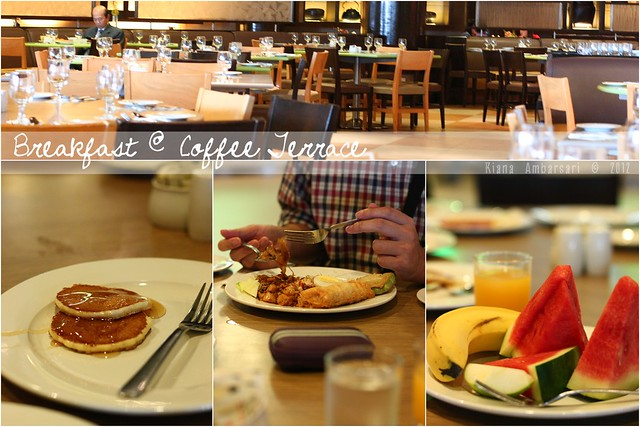 Breakfast @ Coffee Terrace 1