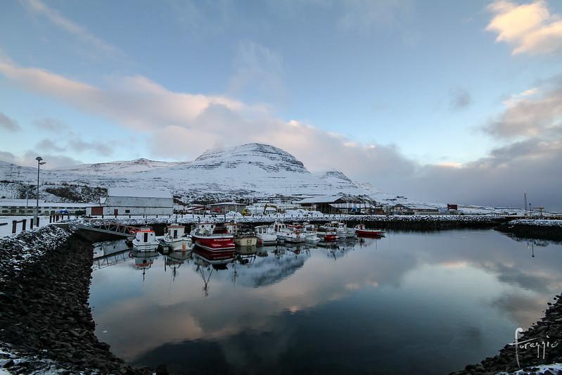 Reyðarfjörður, Iceland