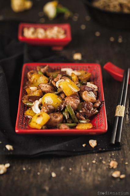 [330/366] Sichuan Pork With Pepper