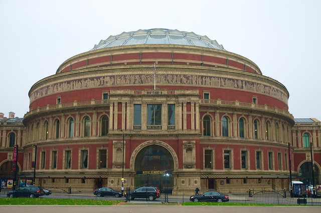 Header of Albert Hall