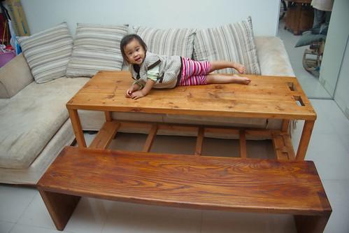 木工 板凳 20121124_7