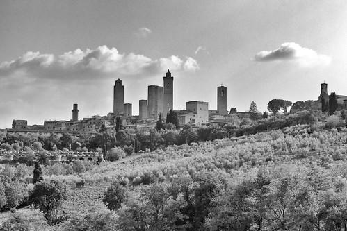 San Gimignamo, Tuscany