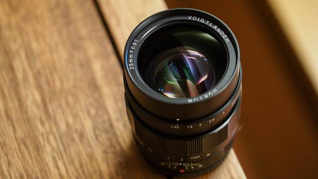 *福倫達 Voigtlander 25mm f/0.95