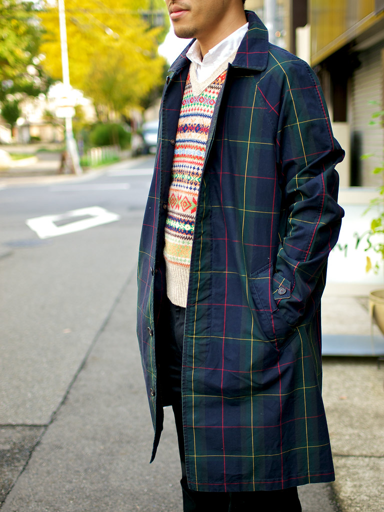 Rugby / Tartan Trench