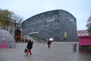 mumok-MuseumsQuartier Wien 2012