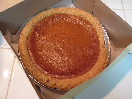 Portos Pumpkin Pie
