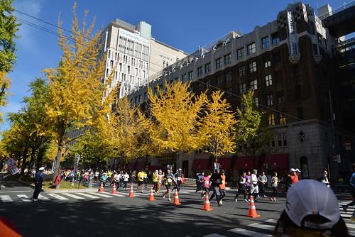 OSAKA Marathon 2012