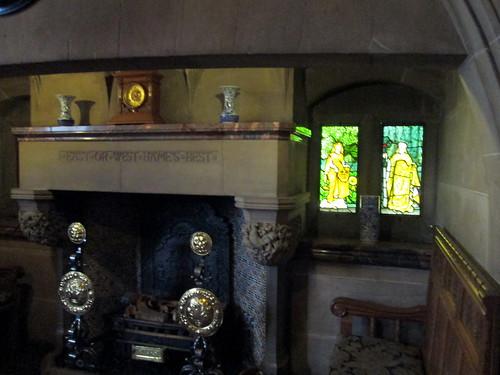 Cragside glass